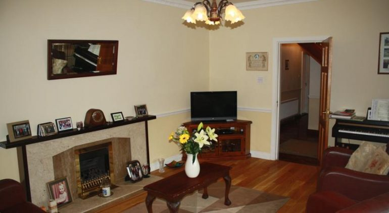 palmgrove bed and breakfast listowel lounge