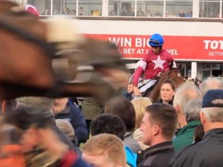 video footage of listowel races 2017