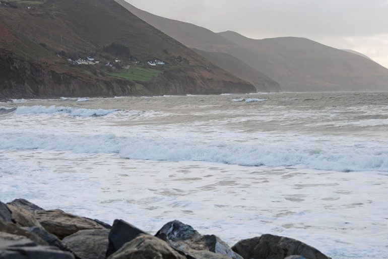 rossbeigh surf January 2018