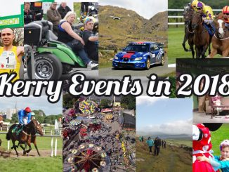 Kerry Events in 2018