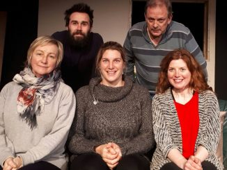 Skibbereen Theatre Society's production of 'Abigail's Party' at Kerry Drama Festival
