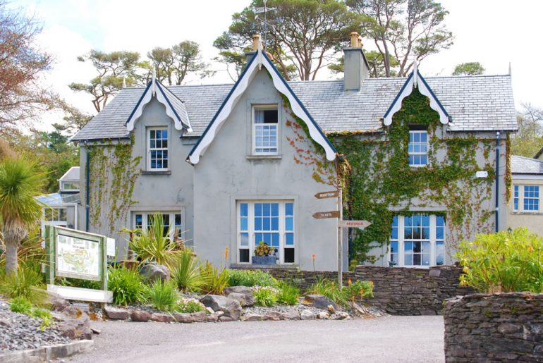 Kells Bay House Ring of Kerry Bed and Breakfast