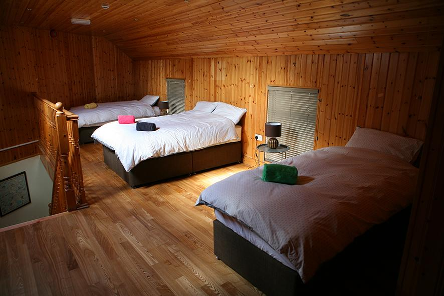 Self Catering Accommodation in Ardfert The Loft