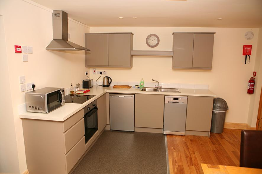 The Loft Self Catering Ardfert Kitchen