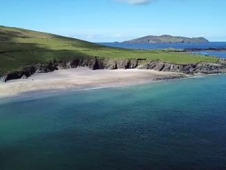 Great Blasket Island Drone Footage