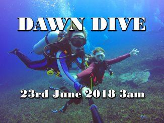 Dawn Dive 2018
