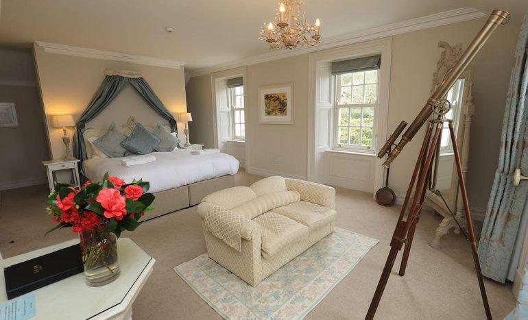 Kells Bay House superior bedroom