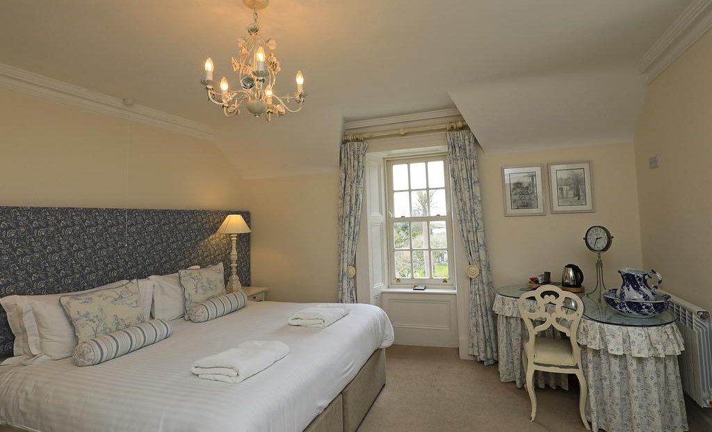 Kells Bay House ring of kerry bed and breakfast bedroom