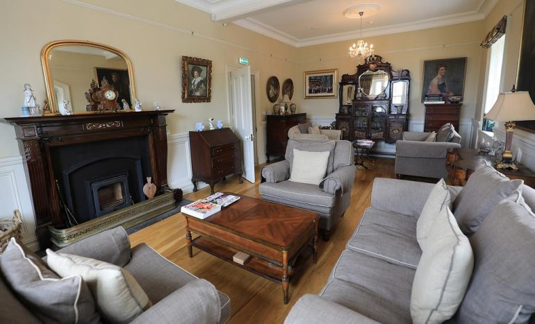 Ring of kerry bed and breakfast lounge