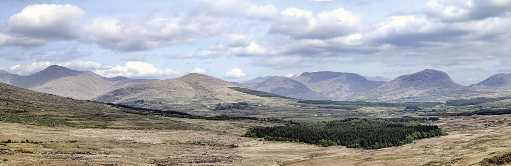 moll's gap view near killarney