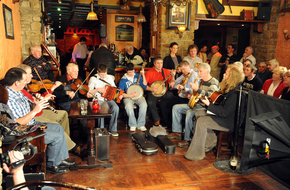 Traditional Irish Music at The Killarney Grand