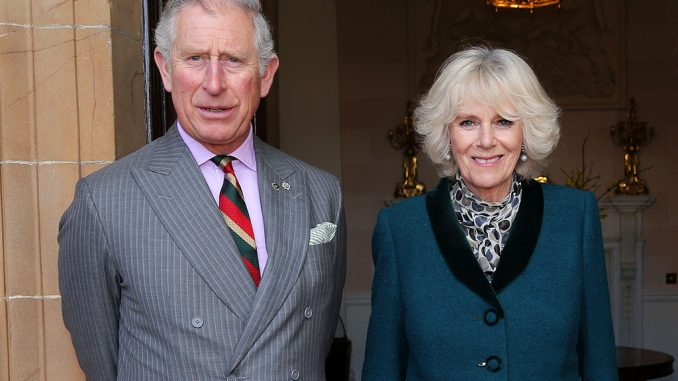 Prince Charles and Camilla visit Kerry 2018