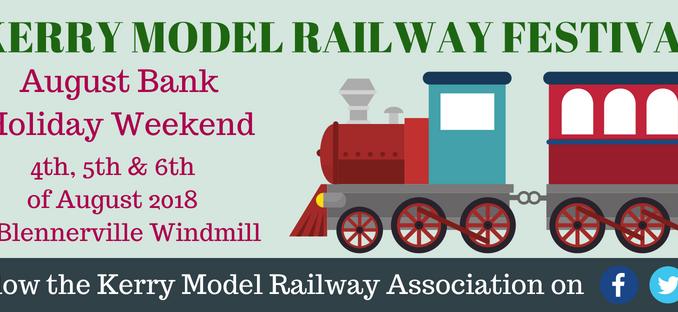 Kerry Model Railway Festival 2018