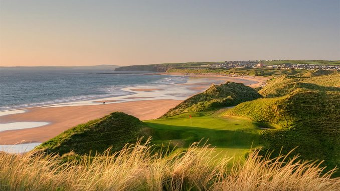 ballybunion golf club is 125 years old