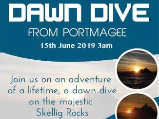 dawn dive portmagee 2019