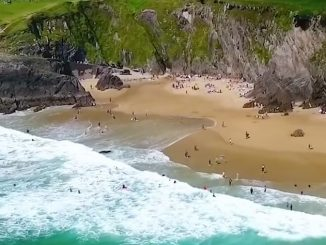 video of County Kerry ireland