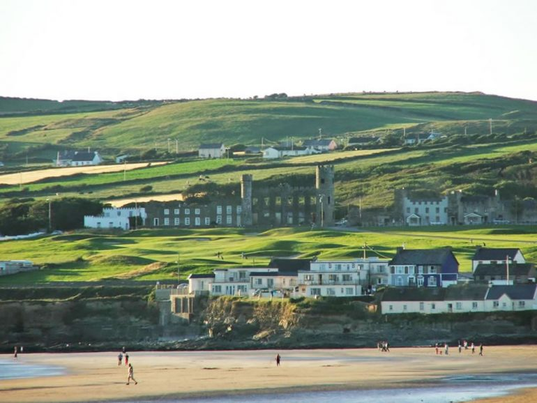 Ballyheigue Beach County Kerry