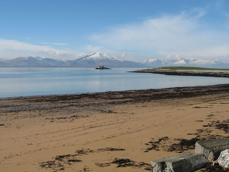 Fenit Strand - one of the Blue Flag Beaches in Kerry 2019