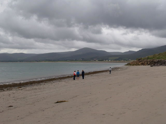 Maharabeg Beach County Kerry
