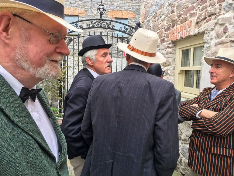 Bloomsday Tralee 2019 participants