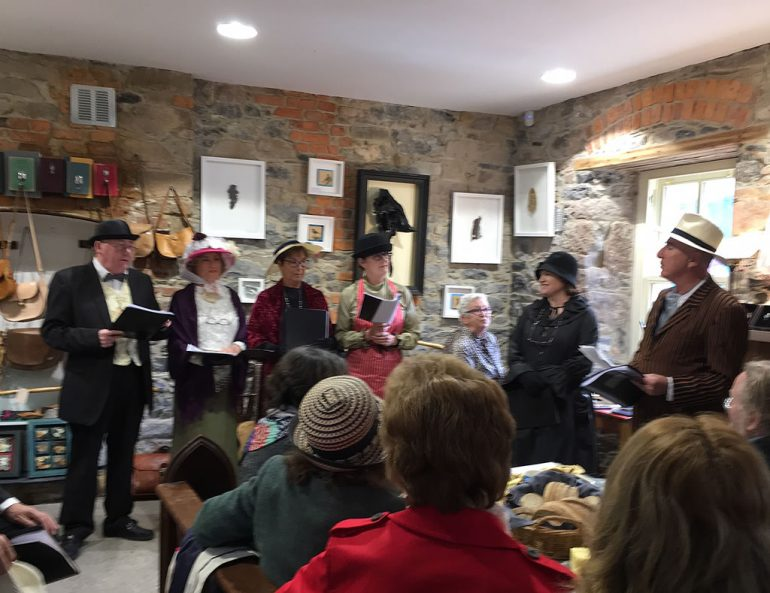 readings on Bloomsday Tralee