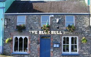 blue bull sneem one of kerry towns with most pubs per person