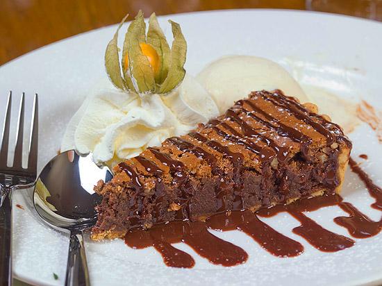 Tasty Dessert Bricín style