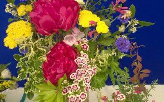 flowere at feile na mblath