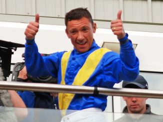frankie dettori in killarney