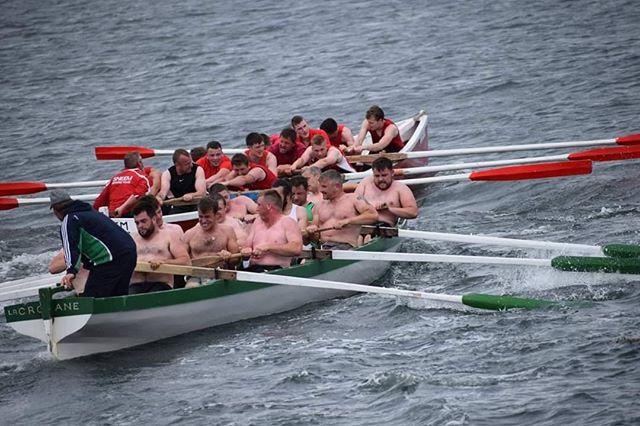 boat race at cromane seafest