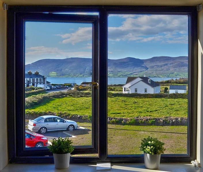 Teahans Guest House Cromane sea view