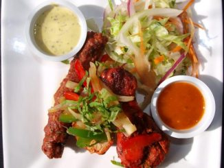 dish at sethu If you like Indian food you will really enjoy your dining experience at Sethu Indian Restaurant Killorglin
