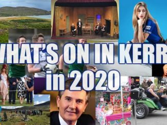 what's on in kerry in 2020