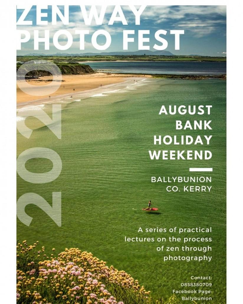 Zen Way Photography Festival Ballybunion